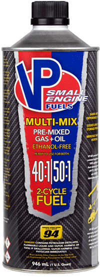 Multi-Mix 2-cycle Fuel (1QT)- 6815