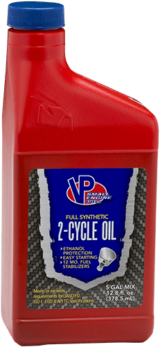 VP 2-cycle oil full synthetic