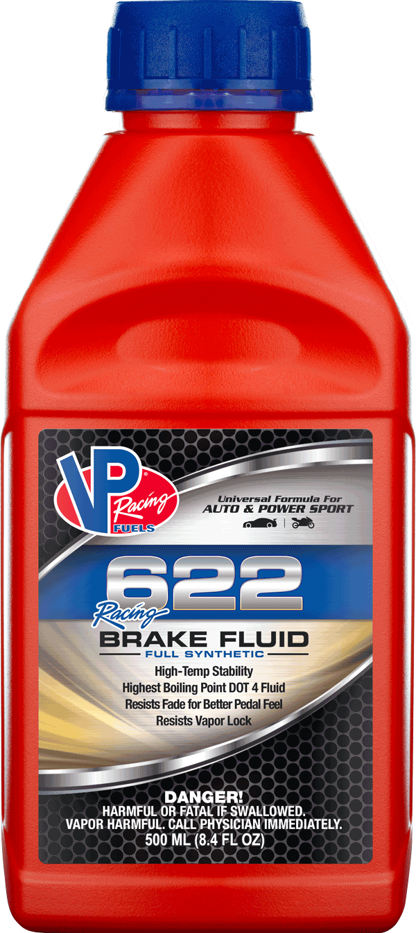 622 Brake Fluid Full Synthetic (16.9oz) - 2551