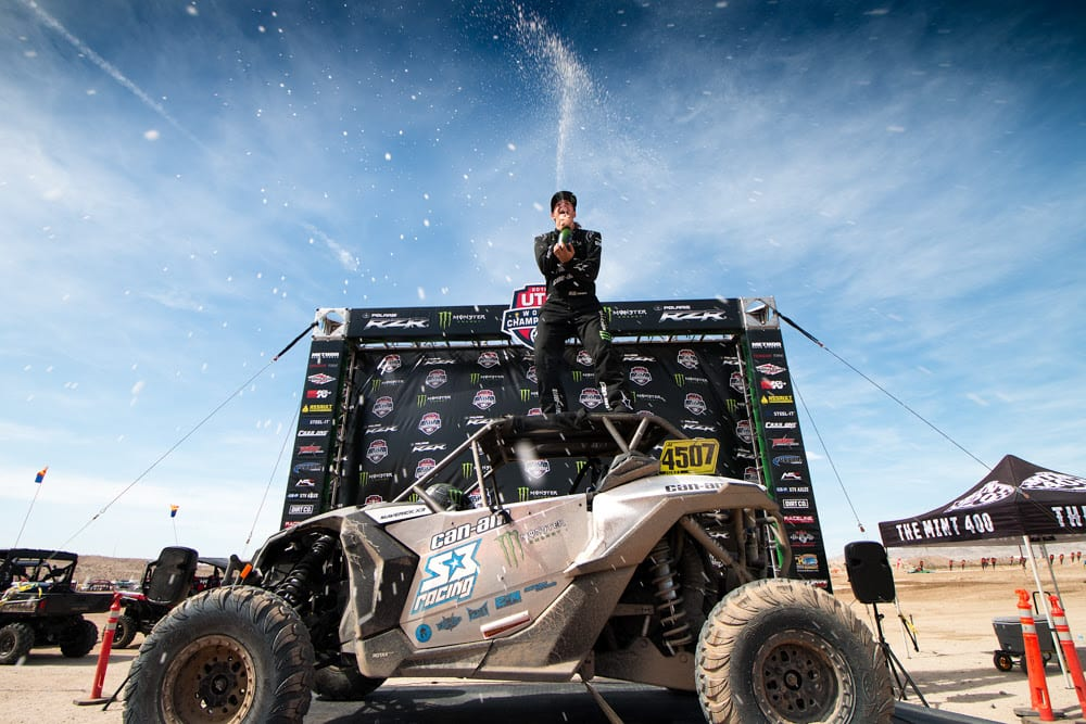 VP RACING FUELS NAMED OFFICIAL FUEL OF UTV WORLD CHAMPIONSHIPS