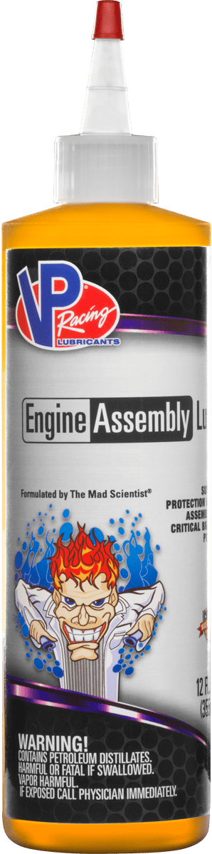 VP Engine Assembly Lube