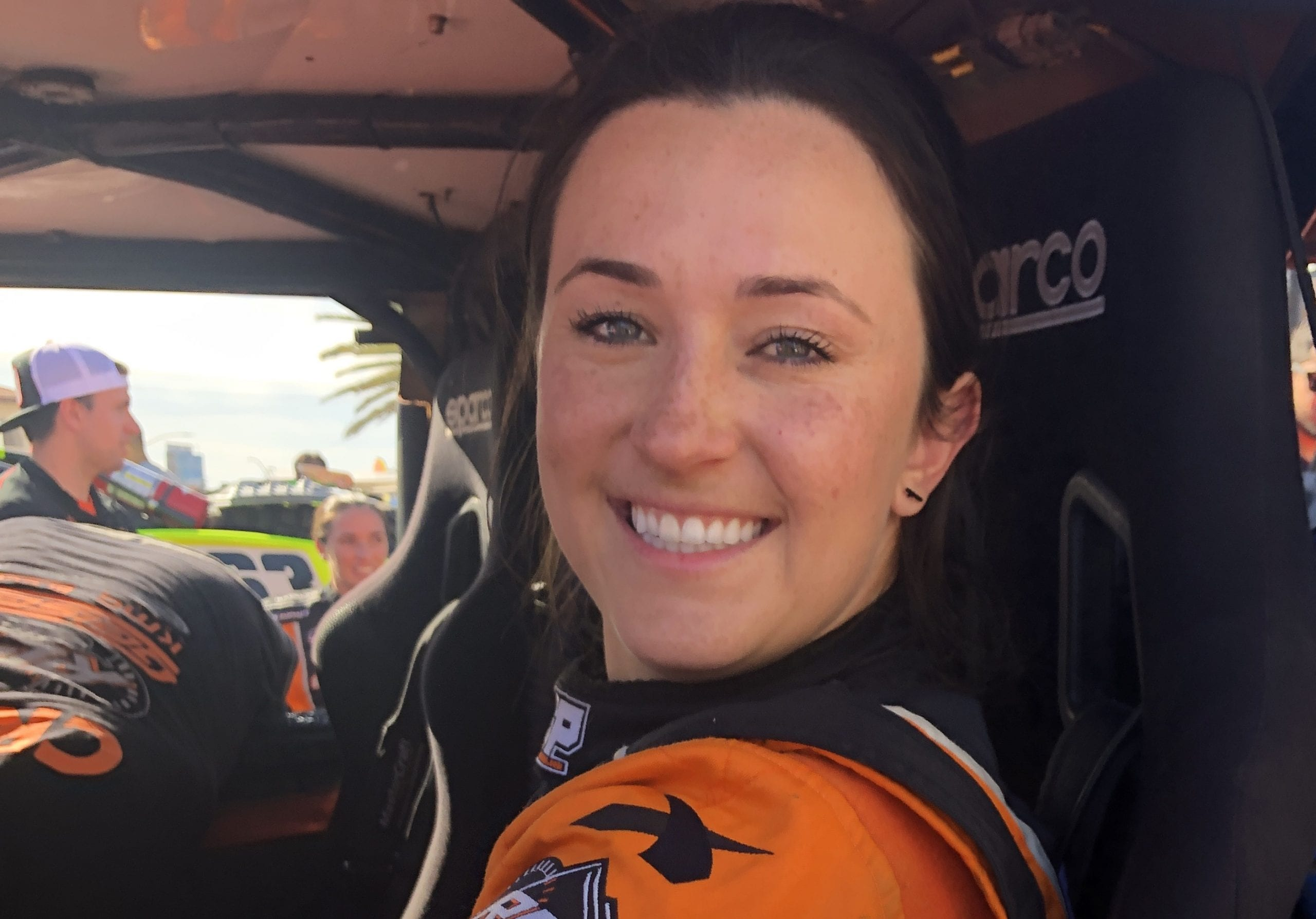 VP RACING FUELS AGREES TO MULTI-YEAR SPONSORSHIP WITH OFF-ROAD RACER SARA PRICE