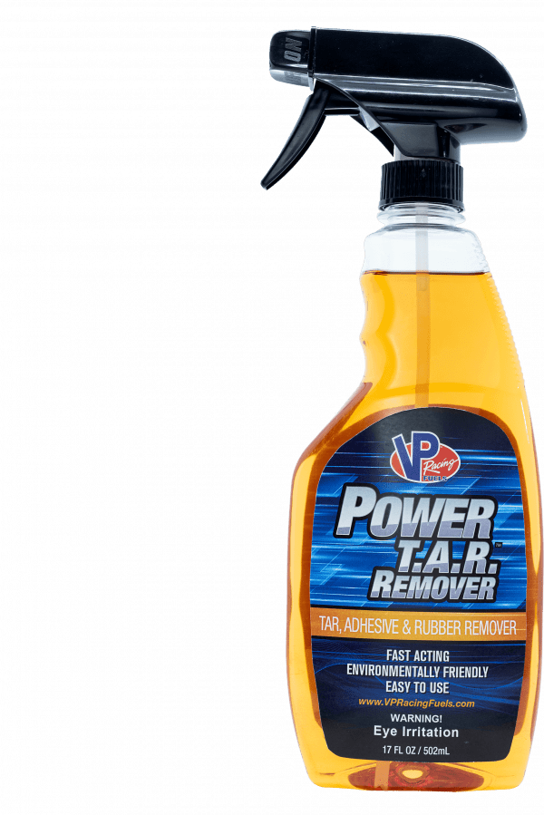Power T.A.R. Remove tire rubber from paint. Also works great on tar and bugs